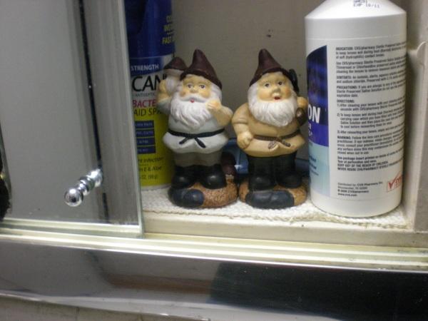 Cabinet Gnomes